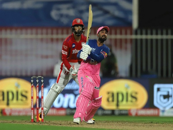 Rajasthan Royals' all-rounder Rahul Tewatia. (Photo/ iplt20.com)
