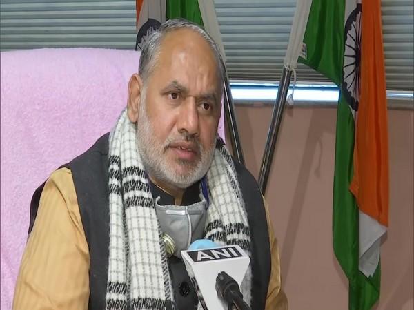 NDMC Mayor Jai Prakash.