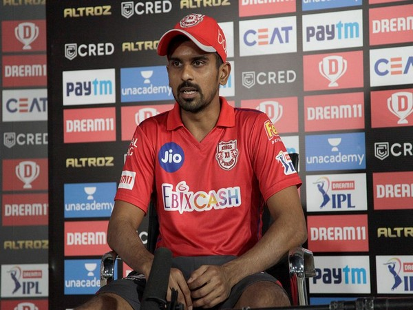 Kings XI Punjab spinner Murugan Ashwin. (Photo: BCCI/ IPL)
