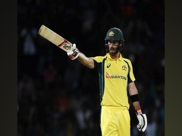 Australia batsman Glenn Maxwell (Photo/ ICC Twitter)