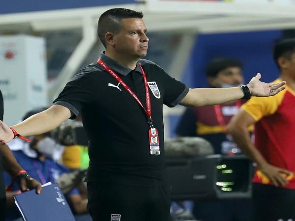Mumbai City FC manager Sergio Lobera (Photo/ ISL)