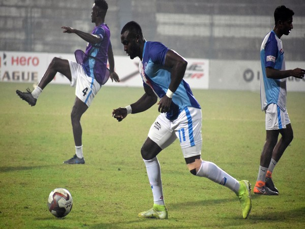 Mohammedan SC players during training (Photo/ I-League)