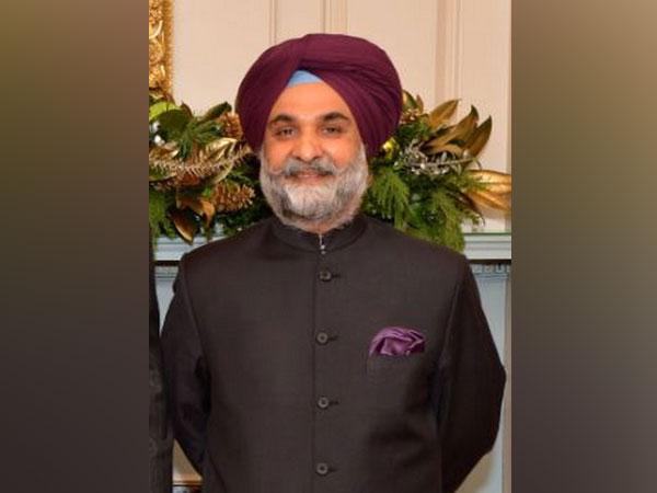 Senior Indian diplomat Taranjit Singh Sandhu (File photo)