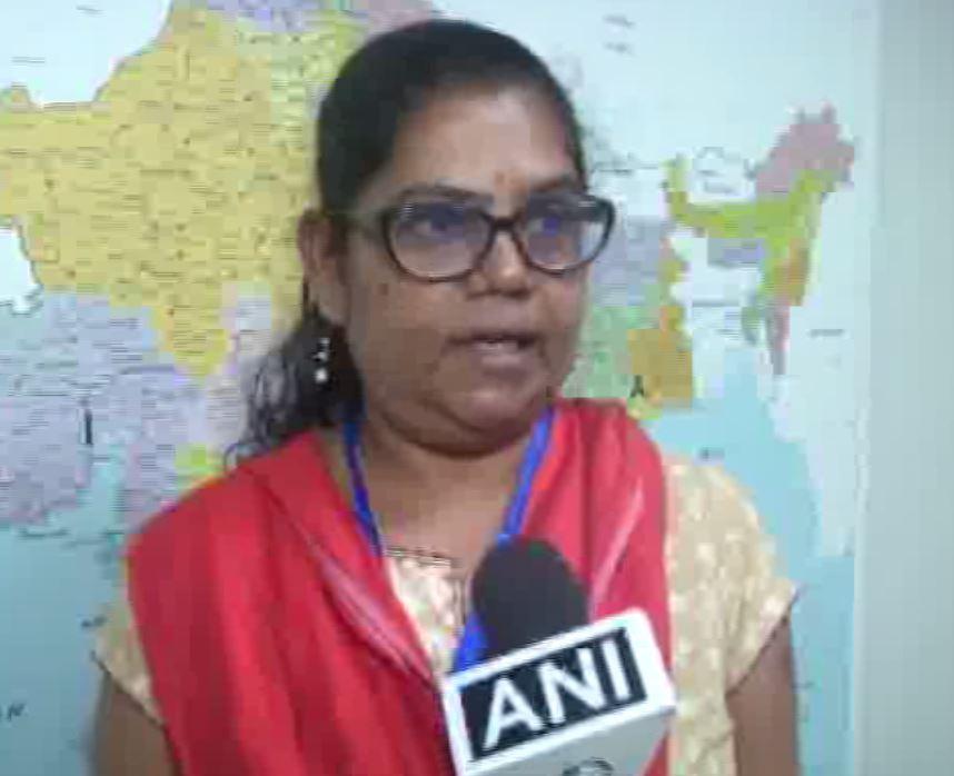 Sunitha Devi, Meteorologist MET Department while talking to ANI on Wednesday