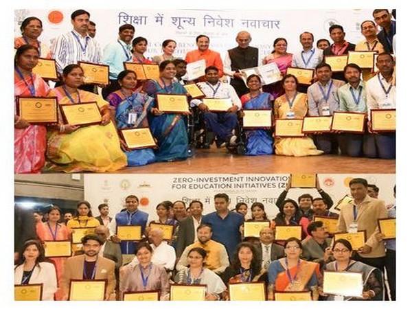 National conference and award ceremony of SHUNYA SE SASHAKTIKARAN- Empowering Through Zero