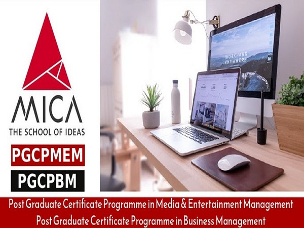 MICA launches two online PG courses in Media Management & Business Management