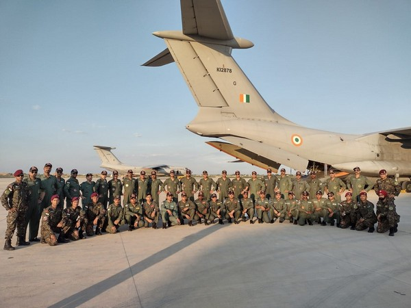 Indian Military Contingent Participates in the 6th Edition of Exercise SCO Peaceful Mission 2021 at Orenburg, Russia