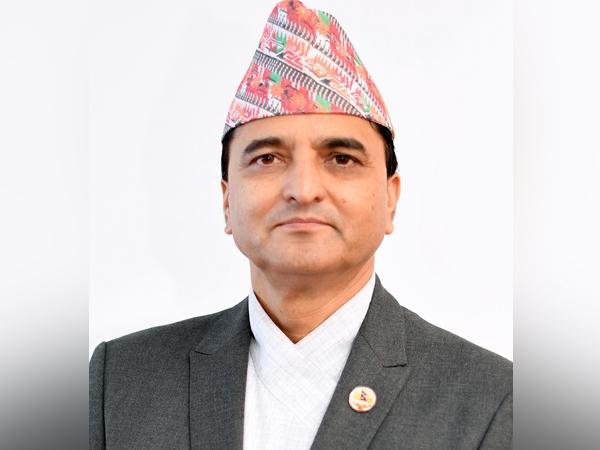 Minister for Culture, Tourism and Civil Aviation Yogesh Bhattarai