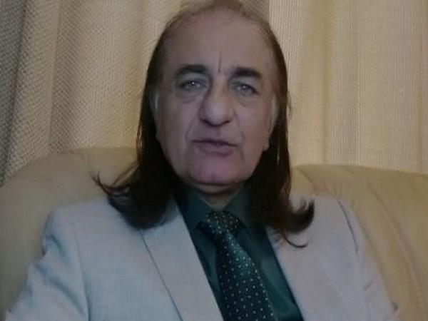 Human rights activist Amjad Ayub Mirza