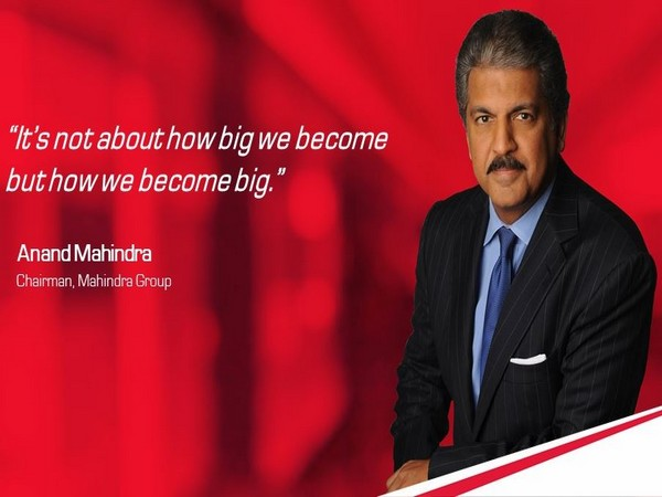 The $20.7 billion Mahindra Group employs 2.4 lakh people across 100 countries