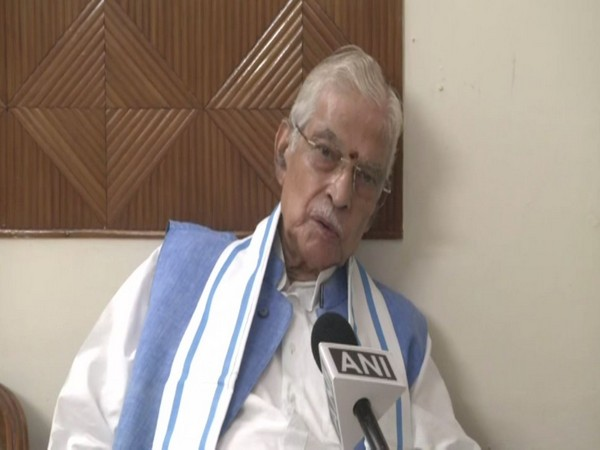 BJP leader Murli Manohar Joshi. Photo/ANI