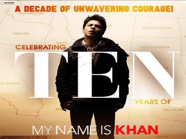 Ten Years of My Name is Khan (Image Source: Instagram)