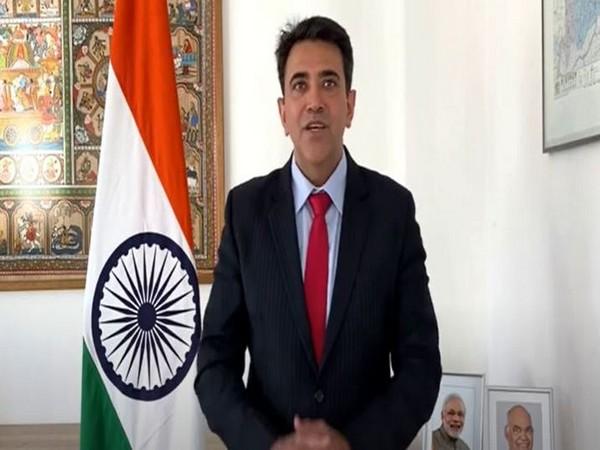 Mohit Yadav, Consul General of India, Munich