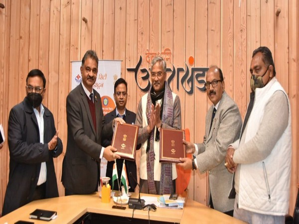 The MoU was signed by Samarendra Kumar, director NCSM and Rajendra Dobhal, managing director UCOST.
