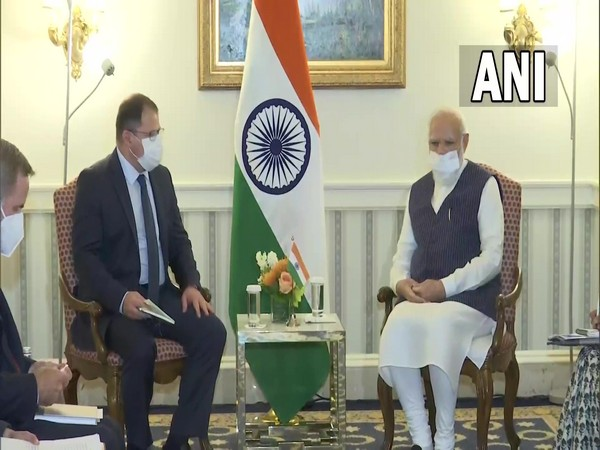 Prime Minister Narendra Modi met with the select heads of corporates that have the potential to invest significantly in India.