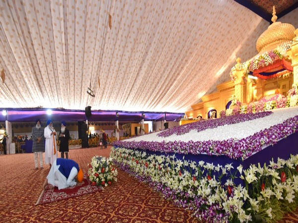Prime Minister Narendra Modi recalled grand celebrations on 350th Parkash Purab of Sri Guru Gobind Singh. (Photo: PM Modi Twitter)