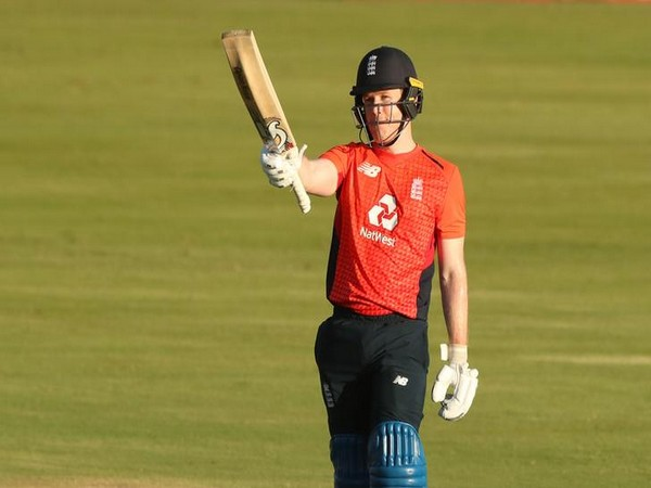 England's limited-overs skipper Eoin Morgan