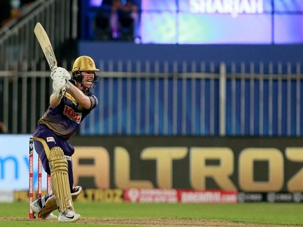 KKR batsman Eoin Morgan (Photo: BCCI/IPL)