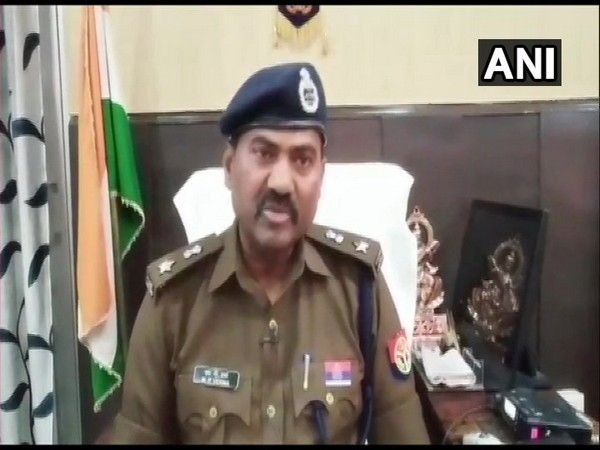 MP Verma, Superintendent of Police, Unnao