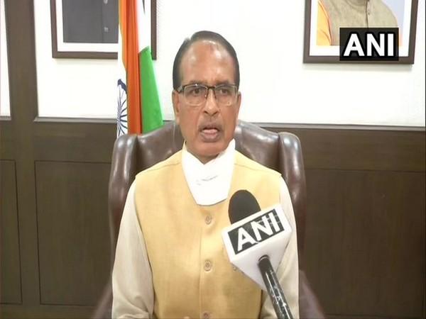 Madhya Pradesh Chief Minister, Shivraj Singh Chouhan (File Pic)