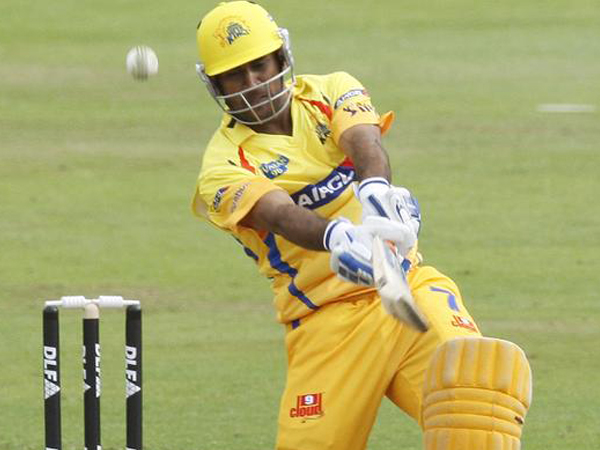 MS Dhoni powers CSK to victory