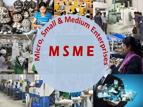 MSMEs contribute about 29 pc of India's GDP, 49 per cent of exports and offer around 11 crore job opportunities
