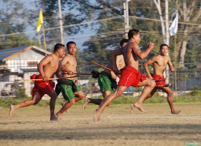Mukna Kangjei tournament, Polo Ground of Manipur