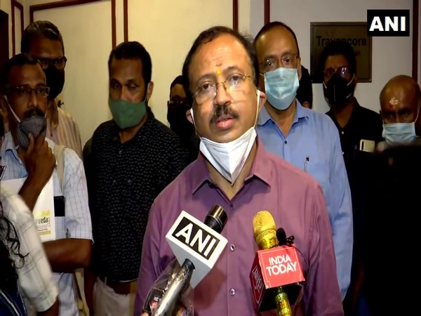 Union Minister of State for External Affairs V Muraleedharan (Photo/ANI)