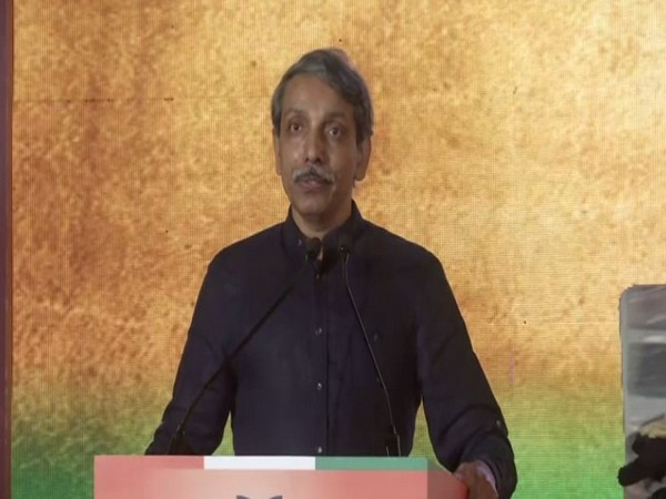 JNU VC M Jagadesh Kumar [Photo/ANI]