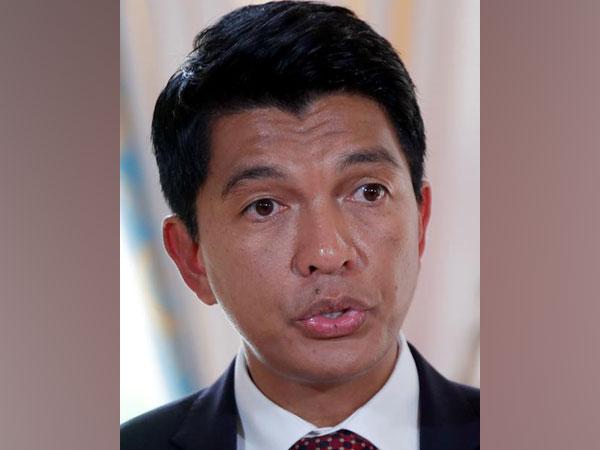President of Madagascar Andry Rajoelina (File pic)