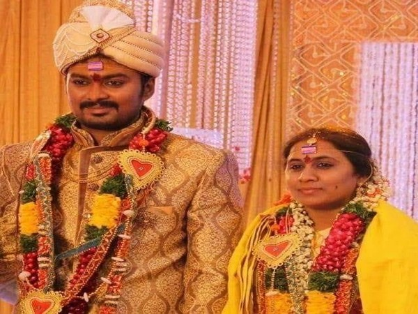 Madhu, who played a small role in SS Rajamouli's Baahubali married Bharati in 2015