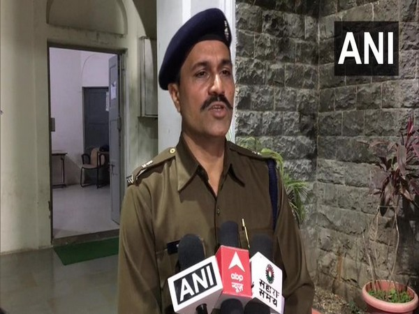 Additional Superintendent of Police in Indore, Rajesh Raghuvanshi (Photo/ANI)