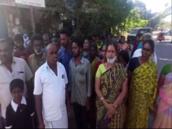 Visuals of protest in Madurai