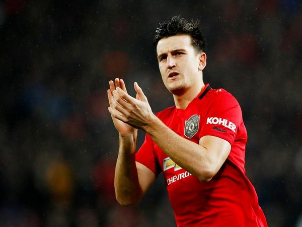 Manchester United defender Harry Maguire.