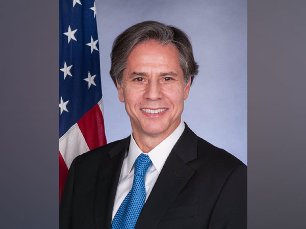 Biden's nominee for Secretary of State, Anthony Blinken,