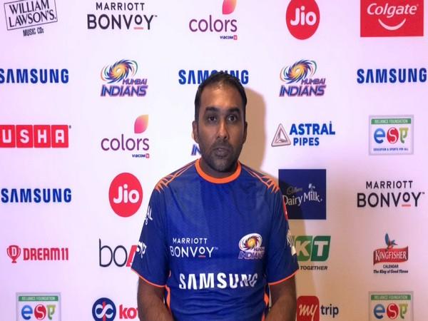 Mumbai Indians head coach Mahela Jayawardene