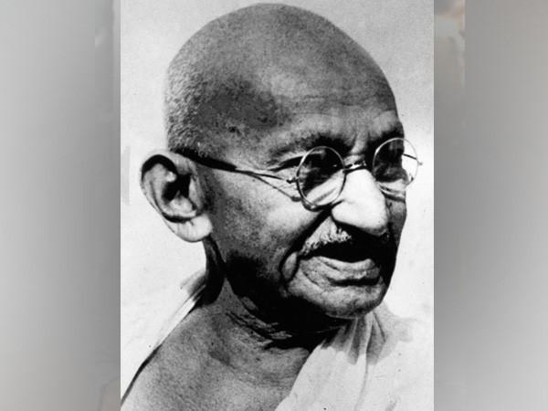 Mahatma Gandhi (File photo/ANI)