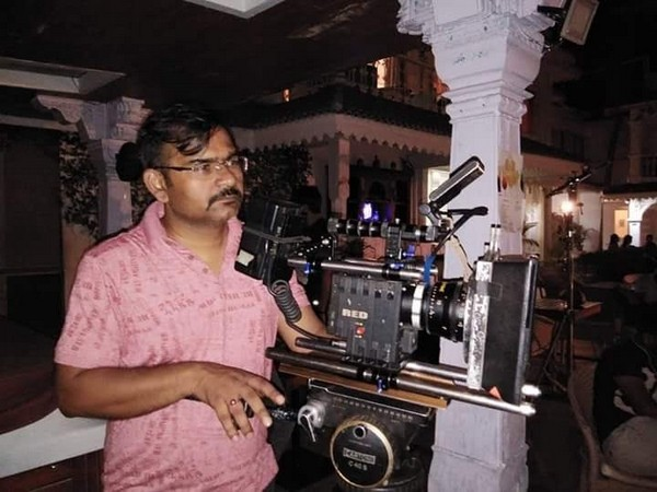 Mahaveer Shringi, Director of the movie Koi Sath Hai