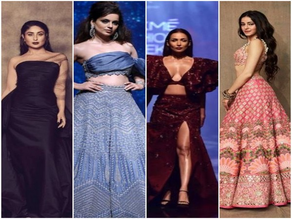 Kareena Kapoor, Kangana Ranaut, Malaika Arora and Ananya Panday (Image courtesy: Instagram)