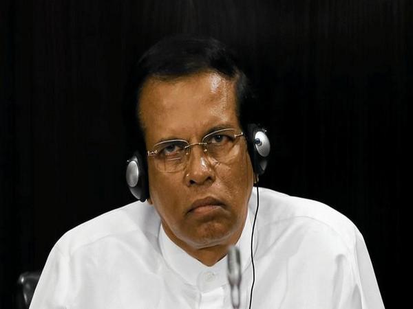 Sri Lankan President Maithripala Sirisena (File photo)
