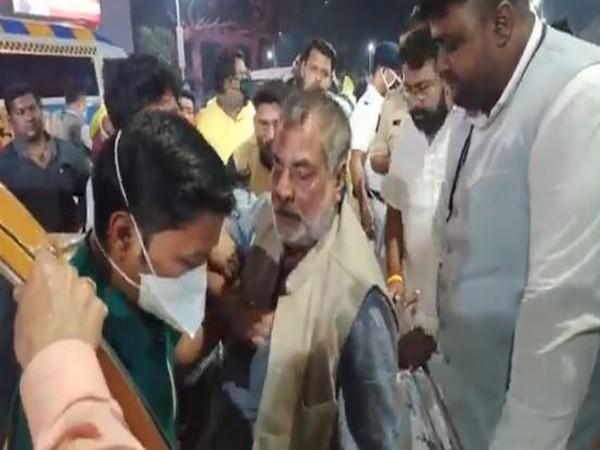 Shibaji Singha Roy (A grab from the video posted by Dr Sukanta Majumdar)