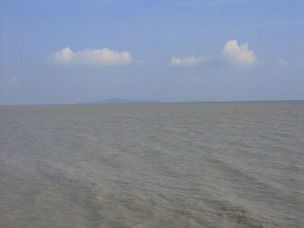 The Strait of Malacca. (File photo)