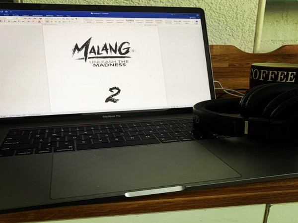Filmmaker Mohit Suri shares first glimpse of 'Malang 2' (Image source: Twitter)