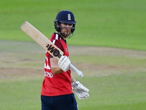 England batsman Dawid Malan
