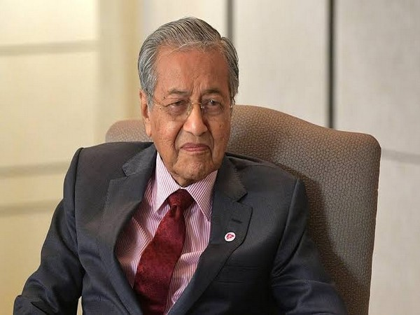 Malaysian Prime Minister Mahathir Mohamad (File Photo)