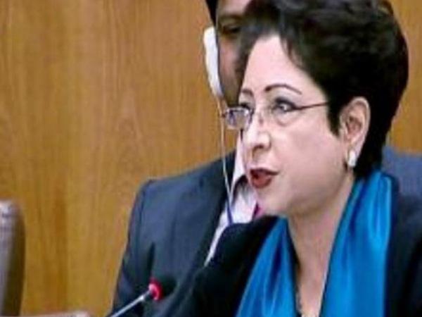 PakistanPermanent Representative to the United Nations, Maleeha Lodhi