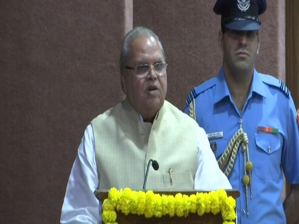 Satya Pal Malik had served as the Governor of Jammu and Kashmir from August 2018 to October 2019. Photo/ANI