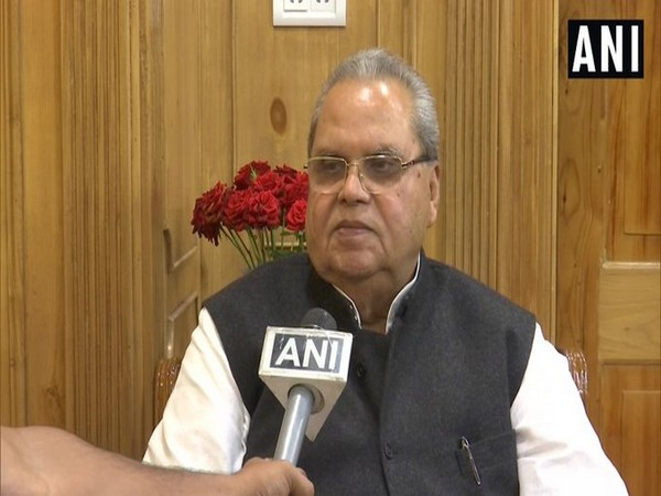 Jammu and Kashmir Governor Satya Pal Malik (File Photo)