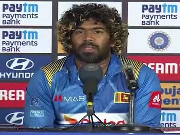 Sri Lanka skipper Lasith Malinga