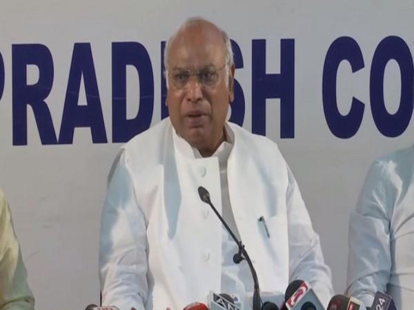 Senior Congress leader Mallikarjun Kharge (File Photo)